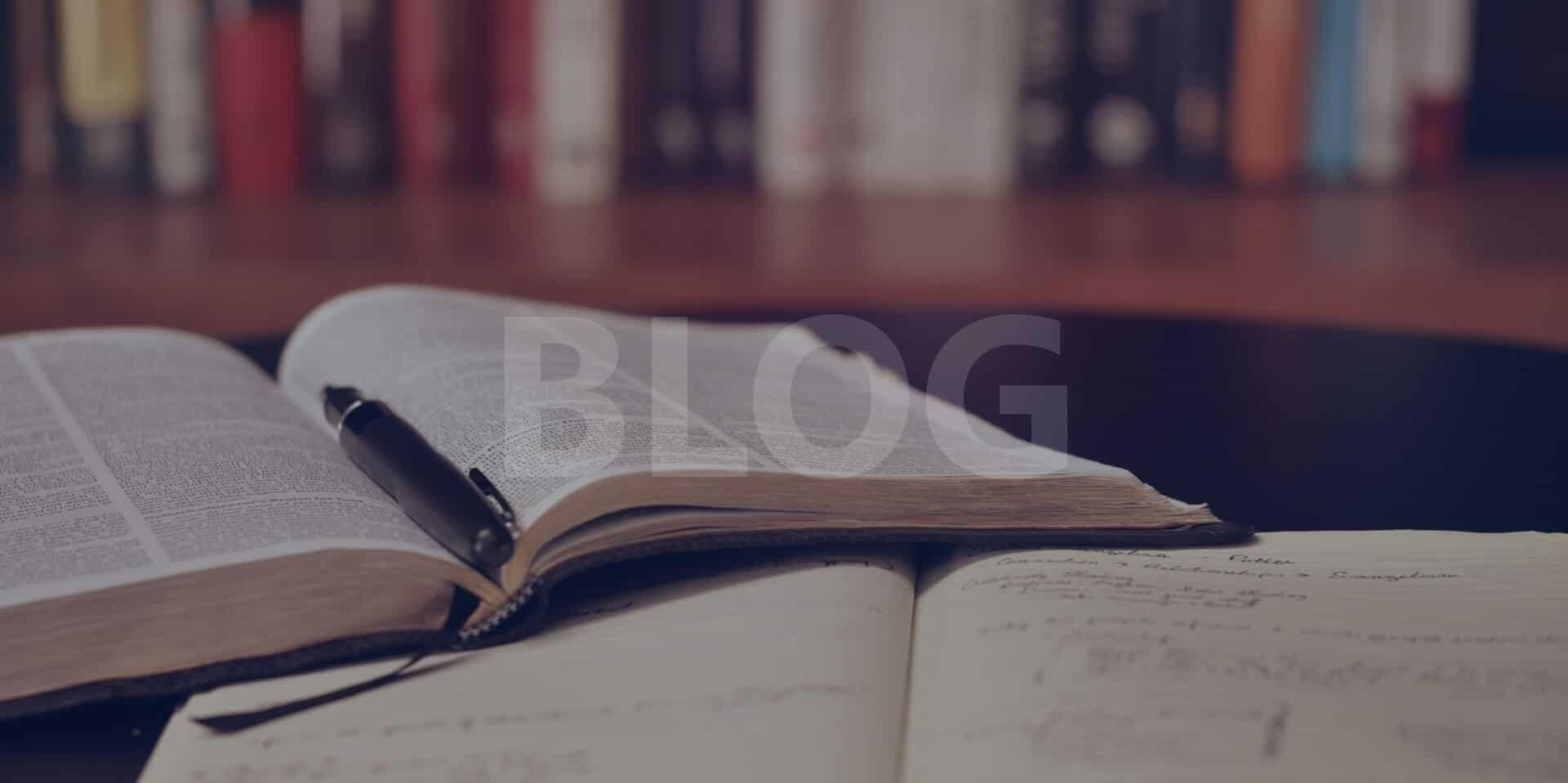 Blog - Slider