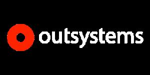 OutSystems Logo White