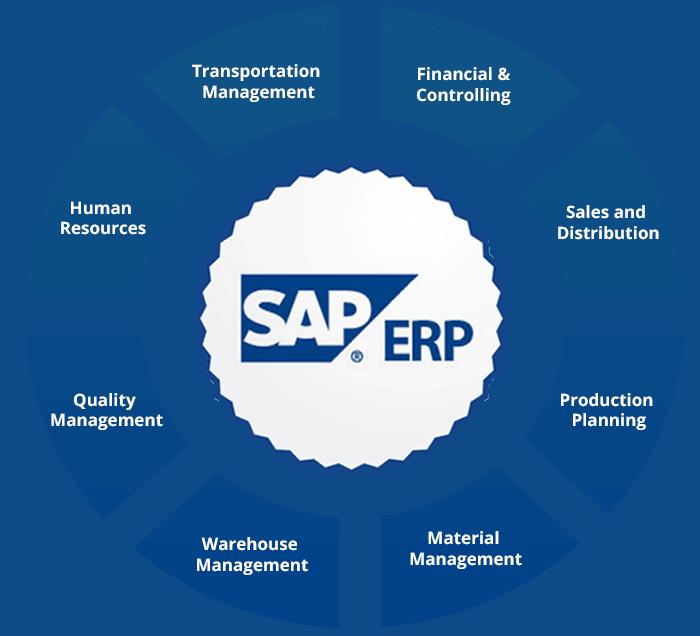 O que é SAP - Módulos SAP