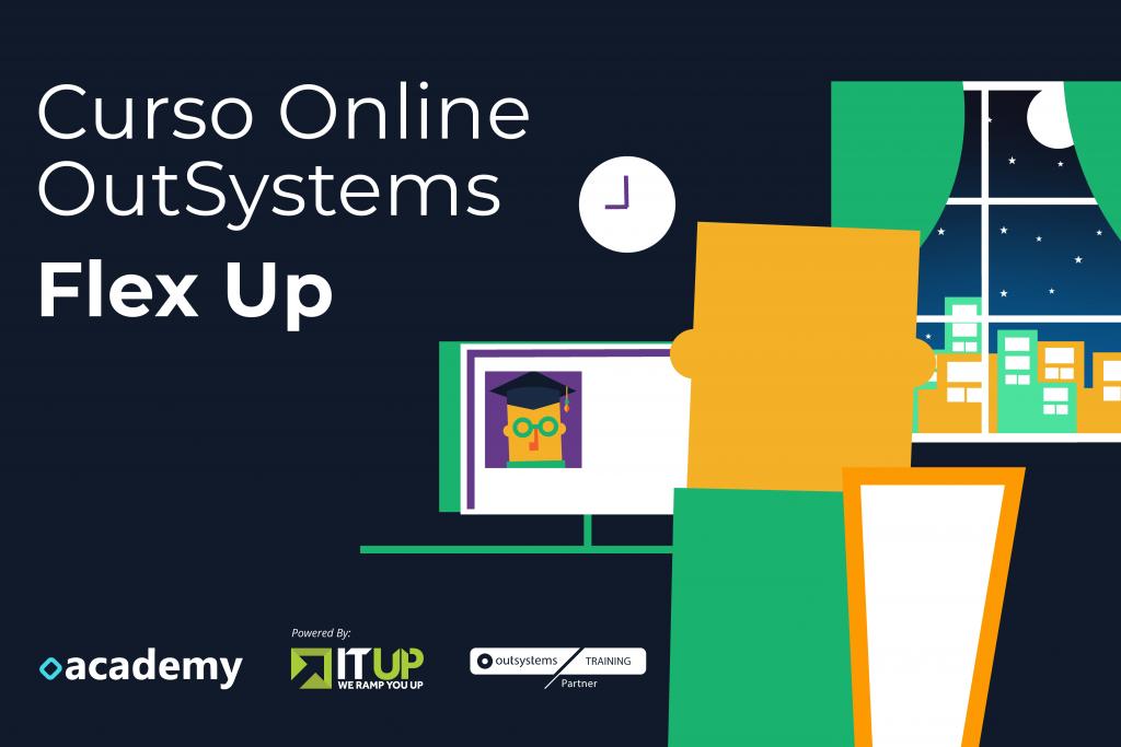 Curso OutSystems Online - Flex Up - Curso Online